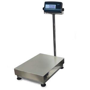 plataforma de pesagem eletrônica