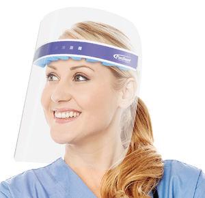 protetor facial descartável