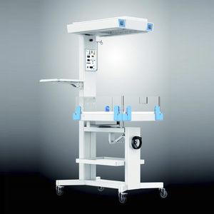 mesa de reanimação neonatal com balança