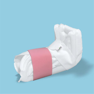 almofada de posicionamento do calcanhar