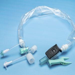 cateter de intubação