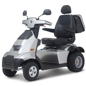 scooter de mobilidade reduzida de 4 rodas