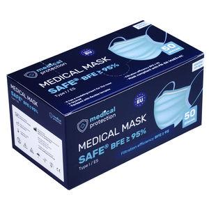 máscara cirúrgica de tipo I