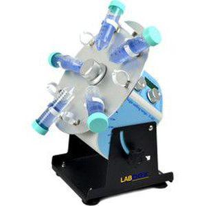 misturador de laboratório rotativo