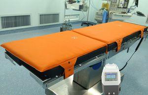 sistema de aquecimento de paciente