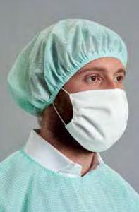 touca hospitalar com elástico