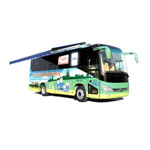 clínica móvel ônibus