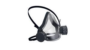 respirador com filtro