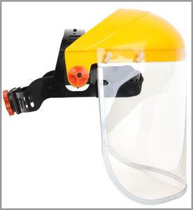 protetor facial em policarbonato