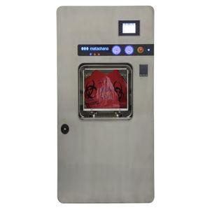 esterilizador para resíduos hospitalares