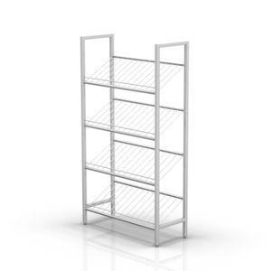 rack de armazenamento