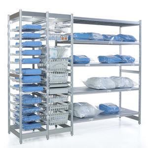 suporte de armazenamento modular / em alumínio