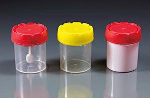 recipiente para transporte de amostras