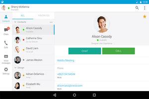 aplicativo para Android de compartilhamento