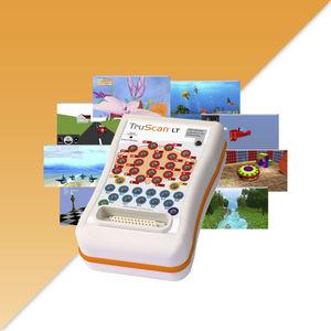 eletroencefalógrafo 32 canais / 24 canais / com avaliação de reação nervosa
