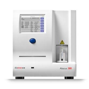 analisador hematológico 22 parâmetros