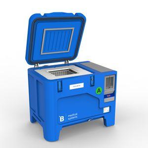 refrigerador de laboratório