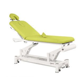mesa de massagem elétrica