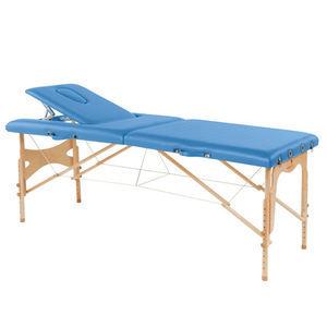 mesa de massagem manual