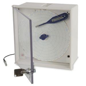 registrador gráfico de temperatura