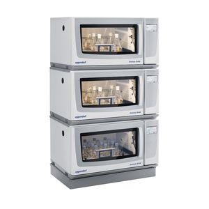 incubadora de laboratório compacta