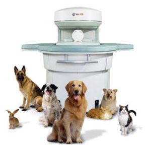 sistema de ressonância magnética veterinária