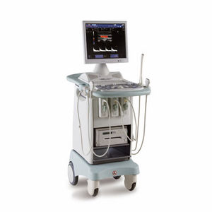 aparelho de ultrassom compacto com carrinho