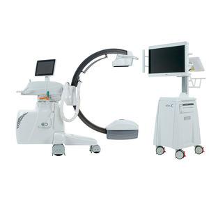 intensificador de imagem móvel / com detector de painel plano / com coluna de vídeo