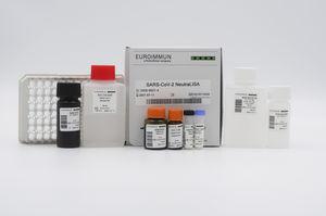 kit de teste de COVID-19