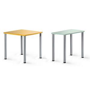 mesa para sala de espera