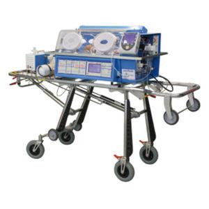 incubadora neonatal de transporte / com rodízios