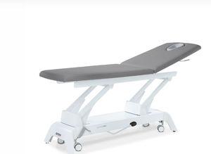 mesa de massagem hidráulica