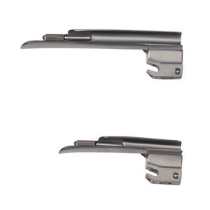lâmina de laringoscópio Miller