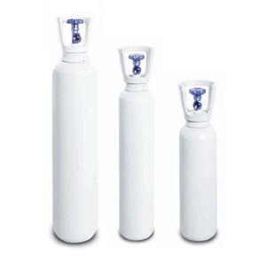 cilindro de gás medicinal de oxigênio