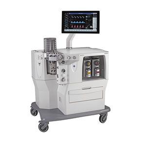 aparelho de anestesia com carrinho