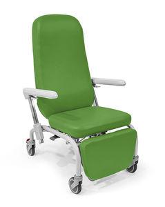 poltrona de descanso reclinável / geriátrica