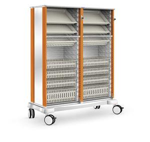 armário de transporte