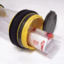 cápsula de correio pneumático para hospital / para amostras de laboratório