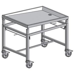 mesa de altura regulável