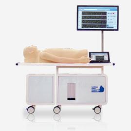 simulador de paciente para tratamentos cardiopulmonares