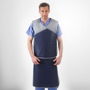 avental de proteção radiológica