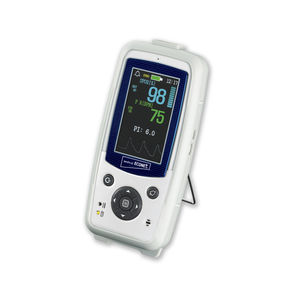 oxímetro de pulso compacto / portátil de mão / infantil