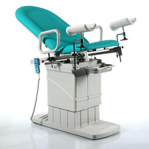 mesa de exame ginecológica / elétrica / de altura regulável / com encosto regulável