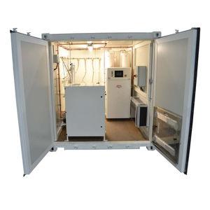 cabine de laboratório