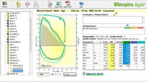 software de espirometria