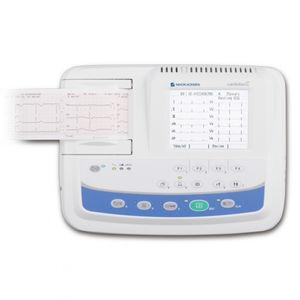 eletrocardiógrafo para ECG em repouso