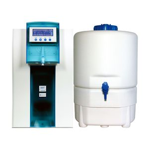 purificador de água para analisador de laboratório