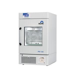 incubadora de laboratório para plaquetas