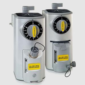evaporador para gases anestésicos / isoflurano / sevoflurano / halotano