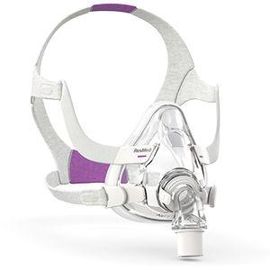 máscara de ventilação CPAP